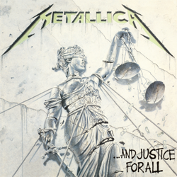 View album ...And Justice for All (Remastered)
