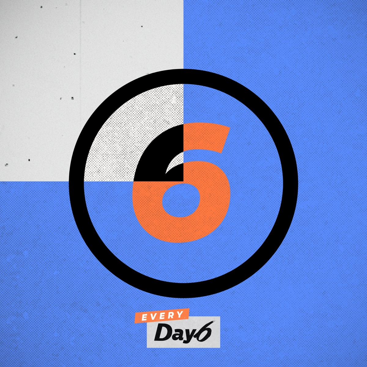 Every DAY6 September - Single Album Cover by DAY6