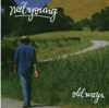 Neil Young - Bound for Glory grafismos