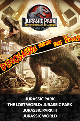 Jurassic Park Collection HD Download