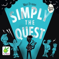 Simply the Quest: Who Let the Gods Out?, Book 2 (Unabridged)