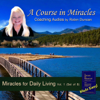 A Course in Miracles Coaching Audios: Miracles for Daily Living, Vol. I - Robin Duncan