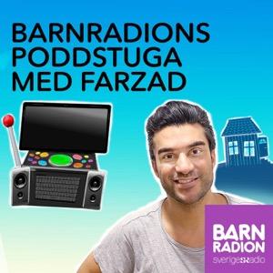 Barnradions poddstuga med Farzad