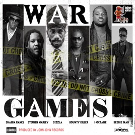 shabba ranksの war games feat stephen marley sizzla bounty