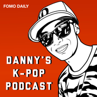 Podcast cover art for Danny's K-Pop Podcast