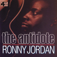 Ronny Jordan - The Antidote artwork