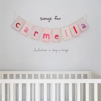 Christina Perri songs for carmella: lullabies & sing-a-longs music review