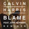 Calvin Harris - Blame (feat. John Newman) [R3HAB Trap Remix] portada
