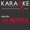 A Tribute to La Quinta Estación - Single - ProSound Karaoke Band