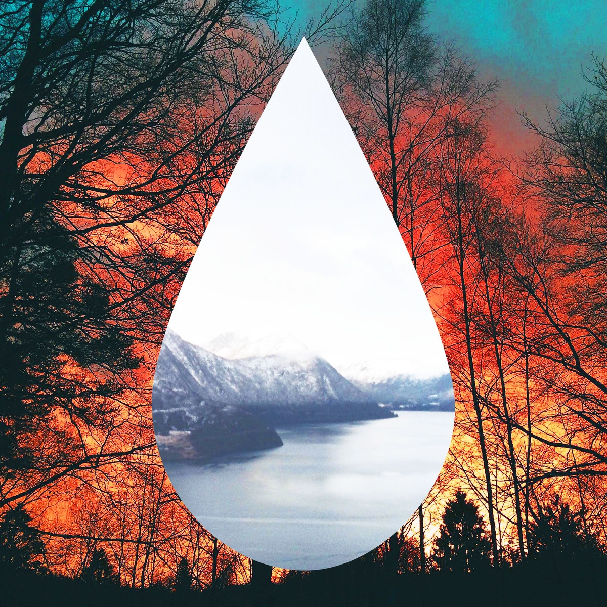 Tears Album Cover by Clean Bandit