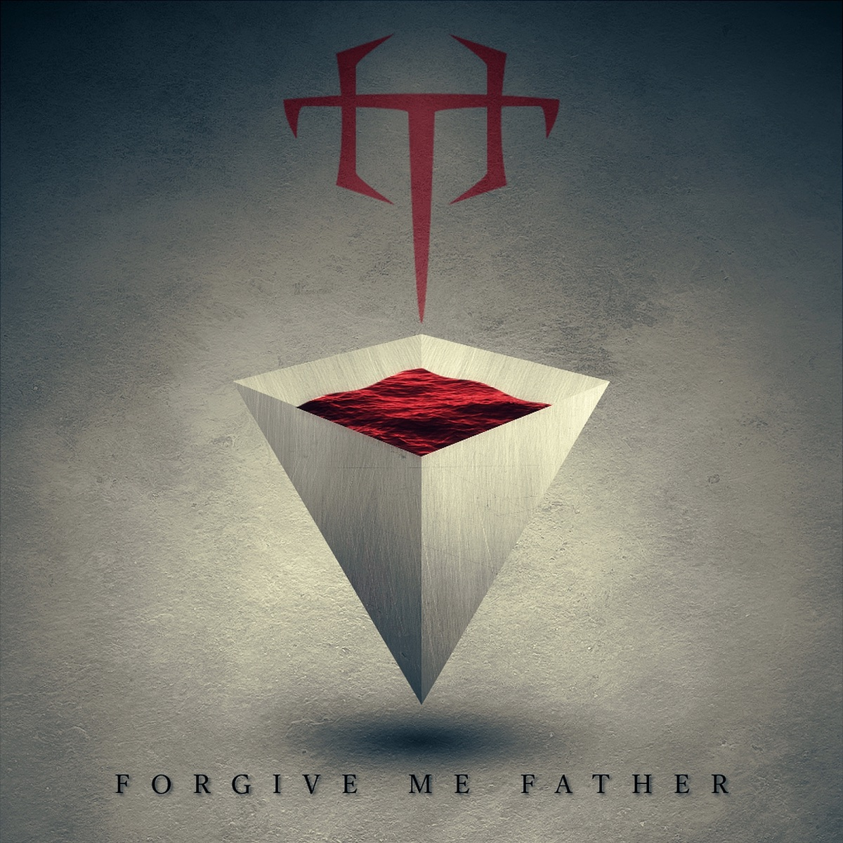Forgive Me Father - Single End Time Design CD cover