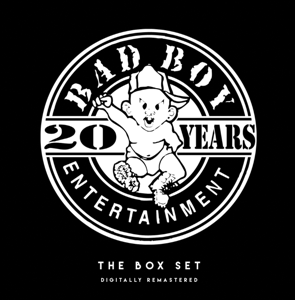 P. Diddy - Bad Boy For Life feat. Black Rob & Mark Curry [2016 Remastered]