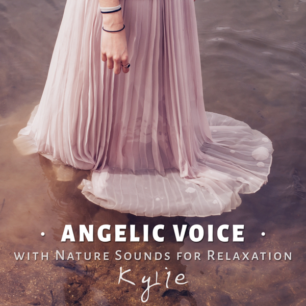Angelic Voice with Nature Sounds for Relaxation: Soothing Vocal Women,  Relaxing Piano, Ocean Waves, Rain Drops, Birds Chirping, Crickets and  Stream