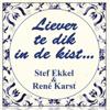 Stef Ekkel - Liever Te Dik In De Kist (with René Karst) kunstwerk