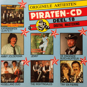 Various Artists - Originele Piratenhits deel 18