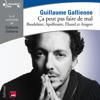 Guillaume Gallienne - Baudelaire, Apollinaire, Éluard et Aragon lus et commentés par Guillaume Gallienne (Ça peut pas faire de mal 2) (Unabridged)  artwork