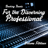 Backing Tracks for the Discerning Professional, Vol. 15