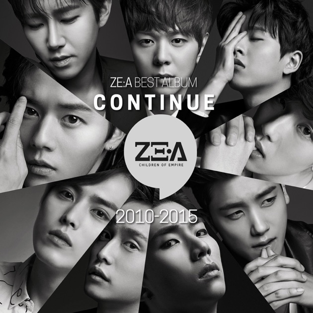 ZE:Aの「First Homme - EP」をAp...