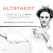 Cello Concerto in A Minor, H. 432, Wq. 170: III. Allegro assai Arcangelo, Jonathan Cohen & Nicolas Altstaedt