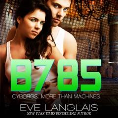 B785: Futuristic Romance: Cyborgs: More Than Machines, Volume 3 (Unabridged)