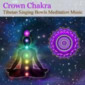 西藏頌缽七輪冥想療癒音樂─頂輪(活化大腦,與神性連結)
