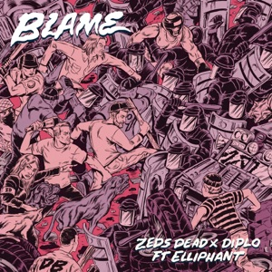 Blame (feat. Elliphant) - Single Mp3 Download