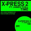 Time (feat. James Yuill) ジャケット写真