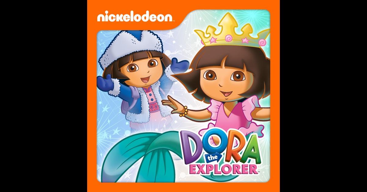Dora the Explorer, Special Adventures, Vol. 2 on iTunes
