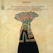 Rodrigo: Fantasía para un gentilhombre - Dodgson: Concerto for Guitar and Chamber Orchestra No. 1
