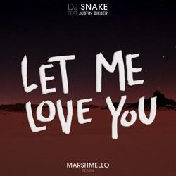 View album Let Me Love You (feat. Justin Bieber) [Marshmello Remix] - Single