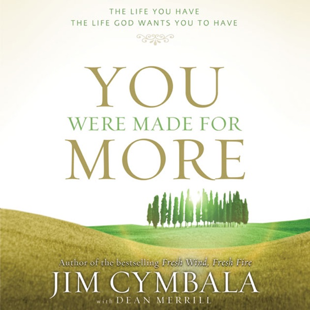 You Were Made For More The Life You Have The Life God Wants You To