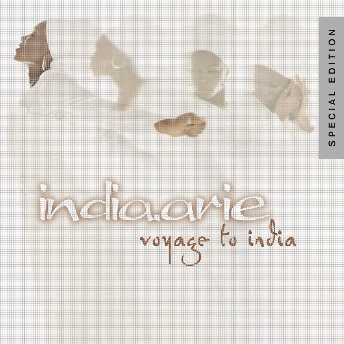 Beautiful Flower Single Album Cover By Indiaie