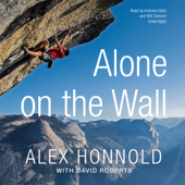 Alone on the Wall (Unabridged)