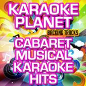 Cabaret Karaoke Hits (Musical) [Karaoke Version]
