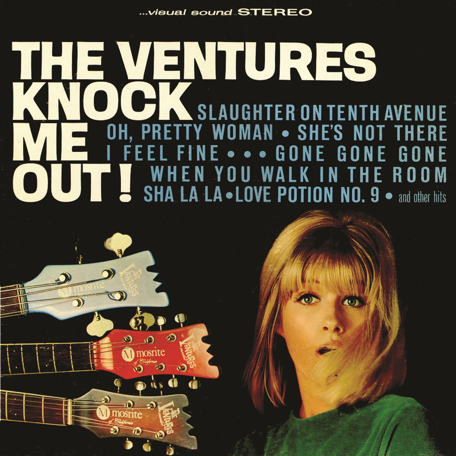 The Ventures Knock Me Out