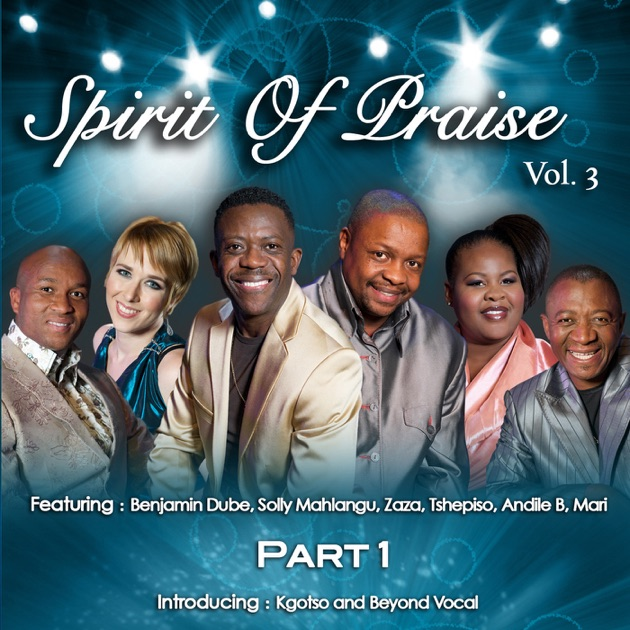 Spirit of praise 5 song list