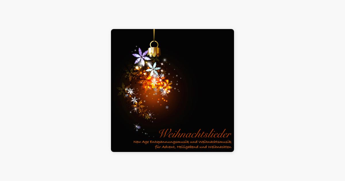 Weihnachtslieder - New Age Entspannungsmusik und Weihnachtsmusik für ...