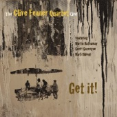 The Clive Fenner Quartet - Green Chimneys (Clive Fenner Drums, Martin Hathaway sax, Geoff Gascoyne Bass, Mark Ridout Guitar)