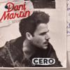 Dani Martín - Cero portada