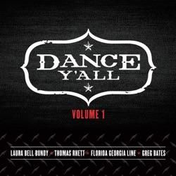 View album Dance Y'all, Vol. 1 - EP