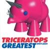 TRICERATOPS GREATEST 1997-2001 ジャケット写真