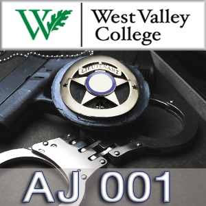 AJ 001: Introduction to Administration of Justice