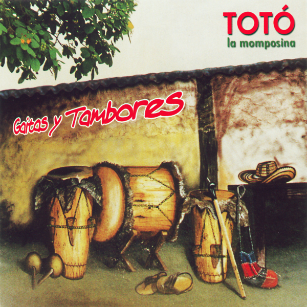 gaitas y tambores toto la momposina