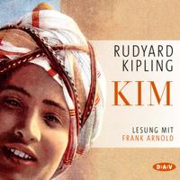 Rudyard Kipling - Kim artwork