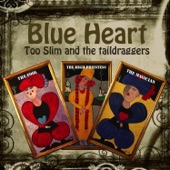 Too Slim and the Taildraggers - Shape of Blues to Come