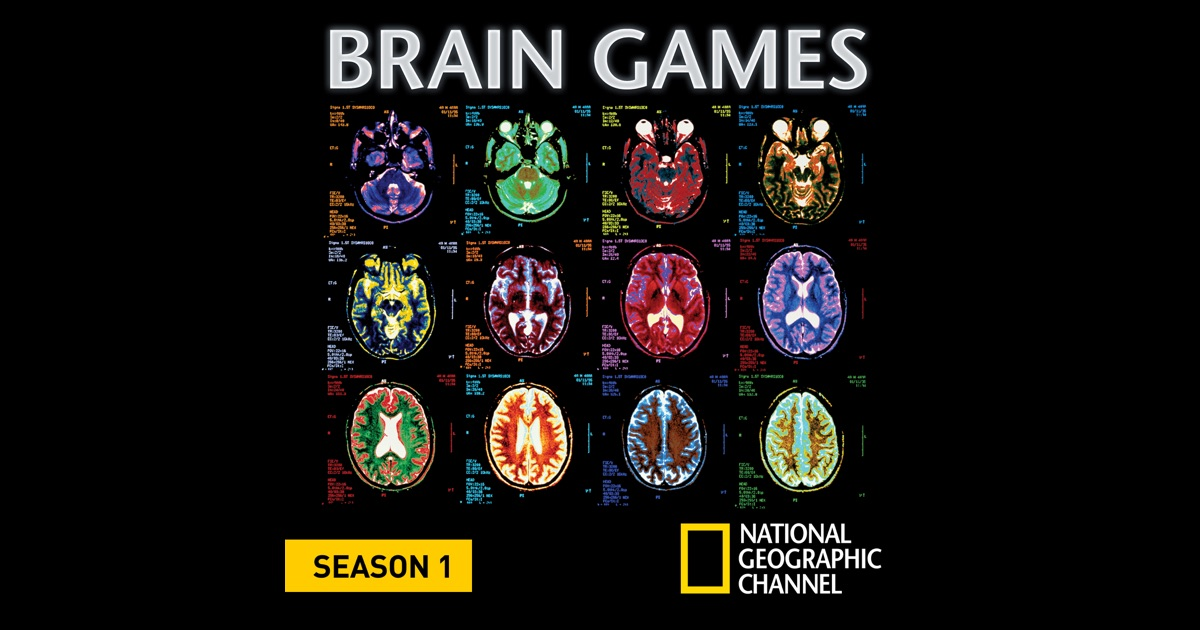 Brain Games 1 Watch This (this is mind blowing Perception ...