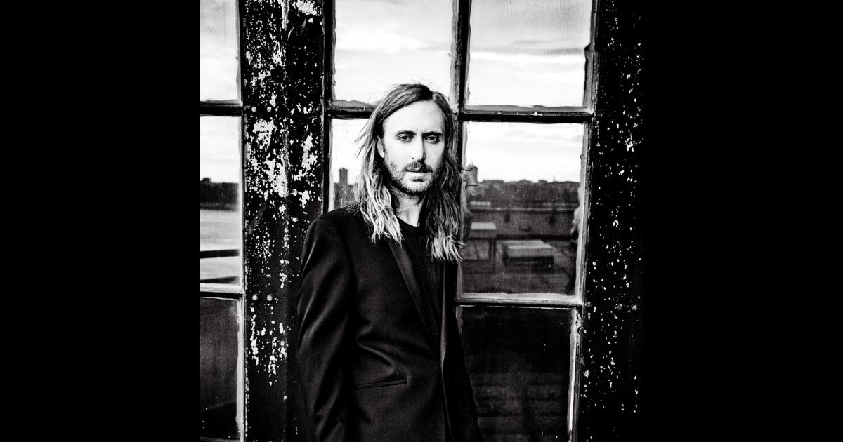 David Guetta on Apple Music