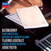 Piano Concerto No. 2 in C Minor, Op. 18: II. Adagio sostenuto artwork