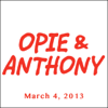 Opie & Anthony - Opie & Anthony, Gillian Jacobs, March 04, 2013  artwork