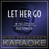 Let Her Go (Instrumental Version) - High Frequency Karaoke